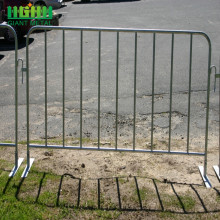Retractable Steel Crowd Control Barrier for Sale