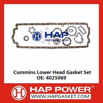 Cummins Lower Head Gasket Set 4025069