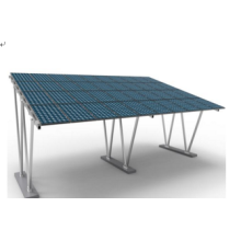 Solar Support C Shape Steel PV Bracket