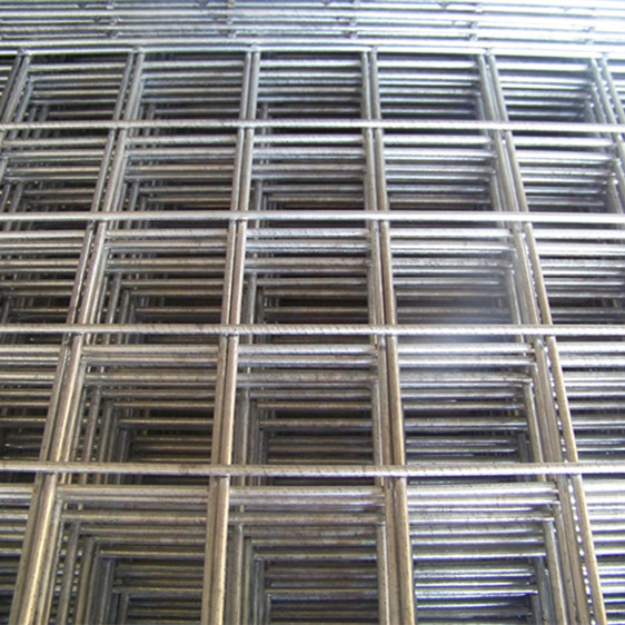 Galvanized Hot Sales Welded Wire Mesh Fence Panels