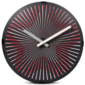 Star Moving Wall Clock