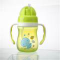 300ml Baby Bottle with Straw