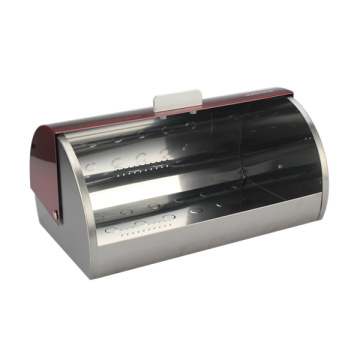 Stainless Steel Bread Bin Canister