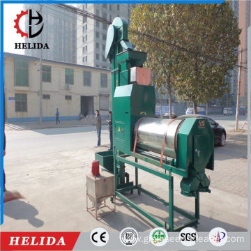 Cassiae Wheat Maize Cotton Seed Sorghum Coating Machine