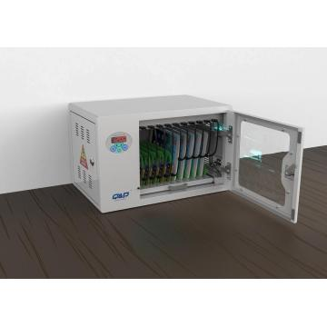 10 tablets charging station cart