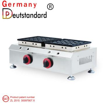 LPG gas non-stick poffertjes grill with factory price