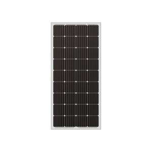 110W Monocrystal Solar Panel