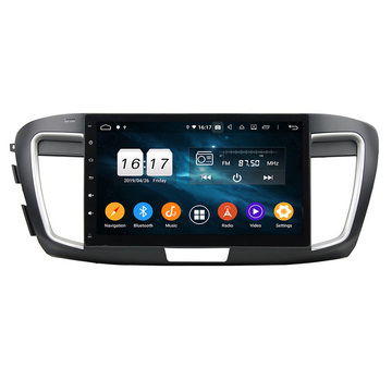 Accord 9 2017 car stereo dvd player