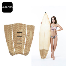 Customized Supplier for for Surfboard Tail Pads Non Slip SUP Traction Pad EVA Traction Pad export to Netherlands Factory