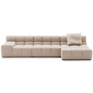 China for Modern Sectional Sofa B&B Italia Tufty Time Sofa Replica supply to Russian Federation Exporter
