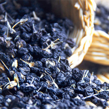 OEM for Natural Nutritious Black Wolfberry Wild Organic Black Wolfberry supply to Fiji Exporter