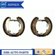 Factory Supply Factory price for Automobile Brake Shoes Assembly Brake Shoe For Peugeot OEM 4241.3V export to Virgin Islands (U.S.) Factories