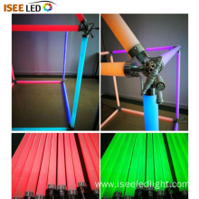 DMX512 3D Stage Decoration RGB Led Tube