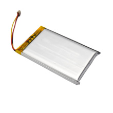 China for Small Lipo Battery High capacity rechargeable lipo 1900mah battery for robots supply to Portugal Exporter