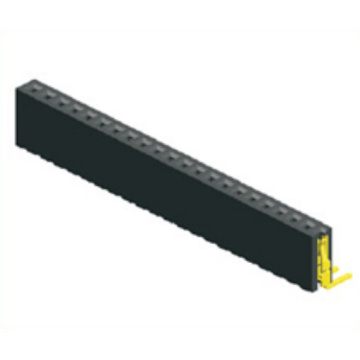 2.54mm Female Header Single Row Angle left Type