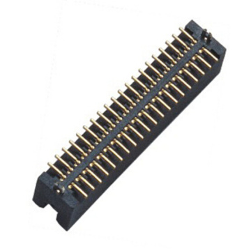 China for Box Header,Box Header Connector,Ecu Box Header Connector Manufacturer in China 1.27mm Pitch Box Header SMT With post export to Malawi Exporter