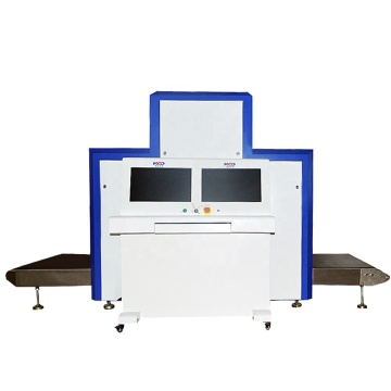 XJ10080 Medium size baggage scanner Security X-ray machine