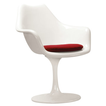 Modern classic cafe chair Tulip arm chair