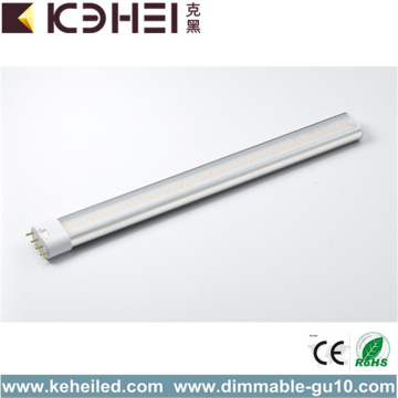 17W 2G11 High Power LED Tube Light 80Ra