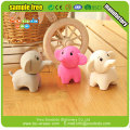 China 3D Animal puzzle elephant eraser