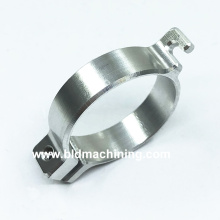 CNC Milling Machining Simple Aluminum Parts Hardware