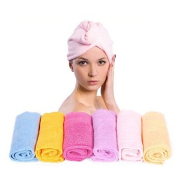 hair drying turban towel wrap for home salon