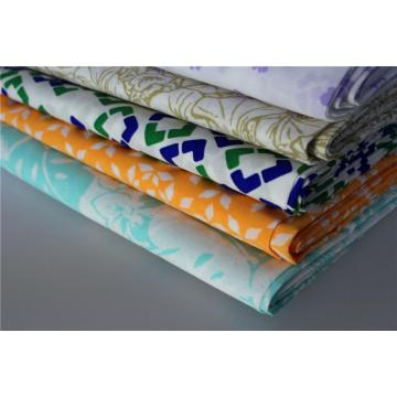 T/C 65/35 shirting fabric printed fabric