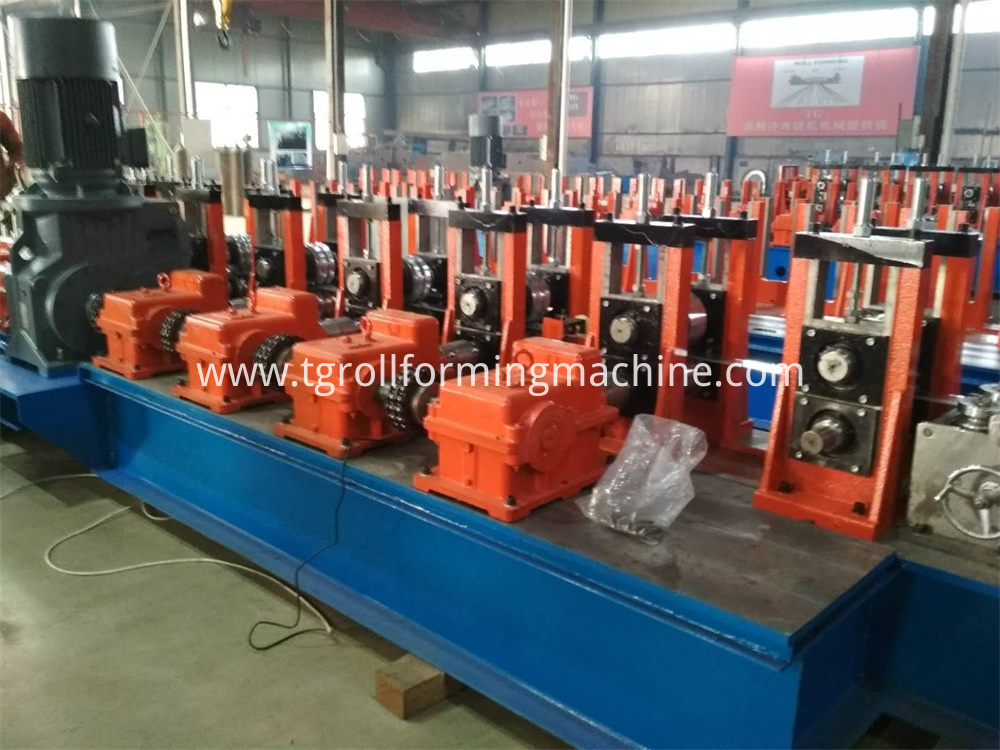 Fence Making Machine
