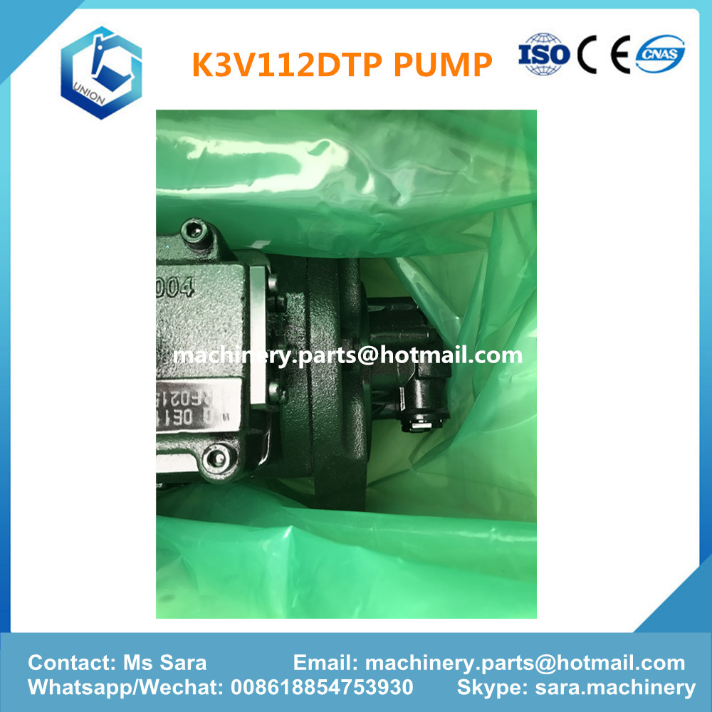 K3V112DTP main pump