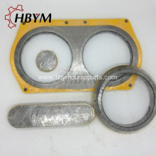 Top for Wear Plate And Cutting Ring Putzmeister Wear Plate for C valve supply to Bangladesh Manufacturer