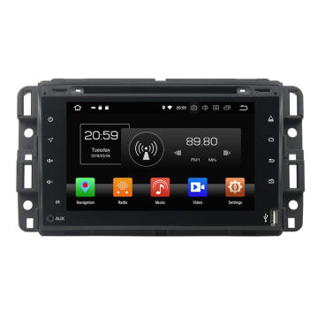 Android 8.1 GMC 2007-2012 Multimedia Player
