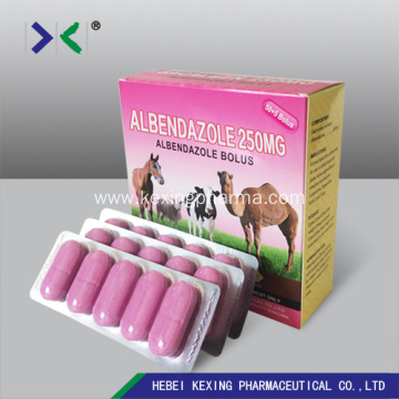 Albendazole Bolus 152mg Sheep