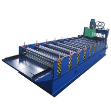 cheaper price for corrugated roll forming machine