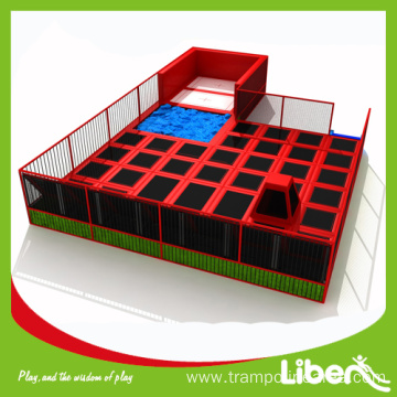 2015 hot selling bungee trampoline price for sale