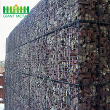 Decorative gabion wall gabion retaining wall price