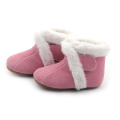 Multi Color Hard Sole Baby Boots Wholesales