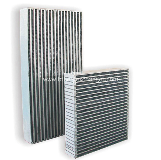 Alumium Cores for Plate&Bar Coolers