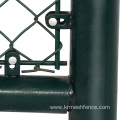 single wire chain link fence panels roof rolls