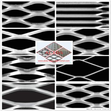 Heavy duty Expanded Metal  Grating