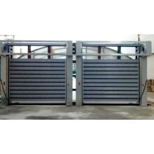 High Security High Speed and Architectural Style Door