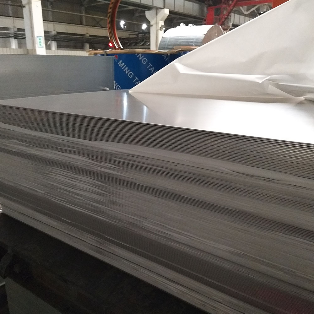 6mm 4×8 7005 aluminum sheet with factory price