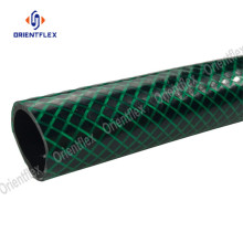 Medium Duty PVC Garden Hose with metal Fittings
