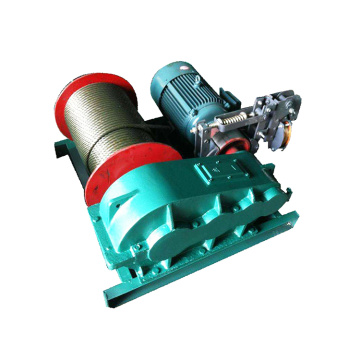 Large size electric JKD winch for crane use
