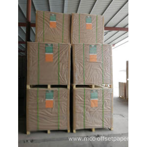 full wood pulp high-grade business paste special paper