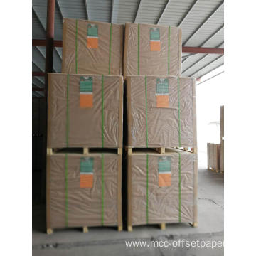 Factory wholesale price for Business Paste Special Paper full wood pulp high-grade business paste special paper supply to Cocos (Keeling) Islands Wholesale