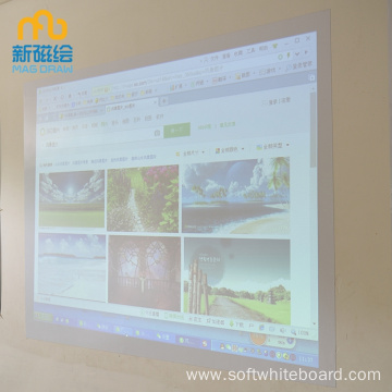 Without Frame Personal Projection Writing Whiteboard
