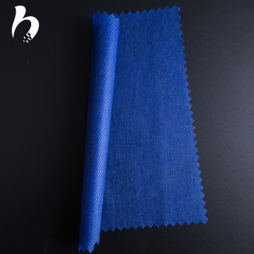 100% polyester colorful thermal-bond nonwoven fabric