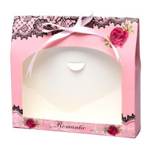 Bottom price for Cake Packaging Paper Gift Box The environmentally friendly cake carton supply to France Wholesale
