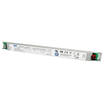 Driver Slim Profile LED de 60W 24V CV