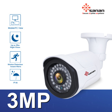 AHD camera IP66 3MP